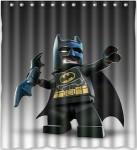 lego Batman shower curtain