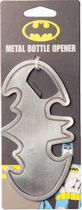Batman Logo Metal Bottle Opener