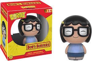 Bob's Burgers Dorbz Figure Of Tina