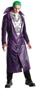 Joker Suicide Squad Deluxe Costume