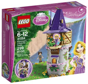 LEGO Princess Rapunzel's Tower 41054