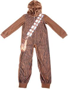 Star Wars Kids Chewbacca Onesie Pajama