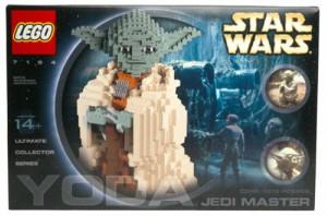 Star Wars Yoda LEGO Set 7194