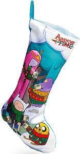 Adventure Time Christmas Stocking