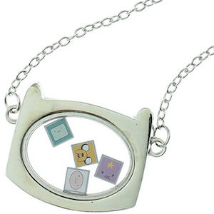 Adventure Time Shaker Necklace