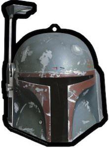 Star Wars Boba Fett Helmet Air Freshener
