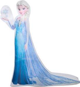 Frozen Elsa Outdoor Inflatable
