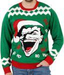 DC Comics The Joker Christmas Sweater