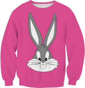 Women's Bugs Bunny Sweatshirt
