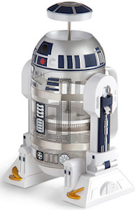 Star Wars R2-D2 French Press