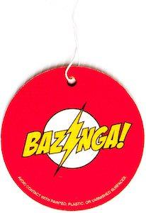 Bazinga Air Freshener