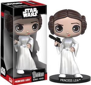 Star Wars Princess Leia Bobblehead