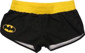 Batman Swim Shorts For Women