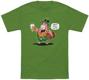 Happy Patrick Star Day T-Shirt
