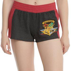 Women's Hogwarts Cut-off Shorts