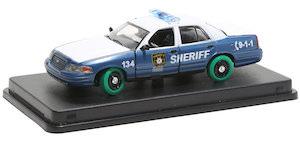 Rick Grimes Police Car