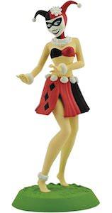 DC Comics Harley Quinn Bobble Hula Figurine