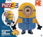 Despicable Me Minion Stuart 3D Puzzle
