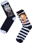 Rick And Morty Socks (2 pack)