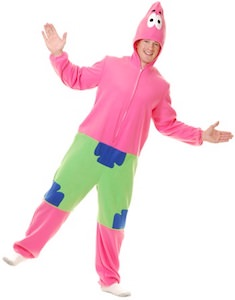 Adult Size Patrick Star Costume