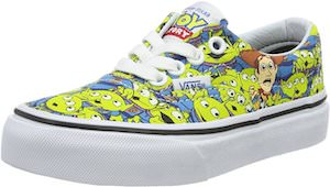 Vans Toy Story Aliens Kids Shoes