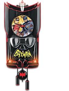 Batman Cuckoo Clock