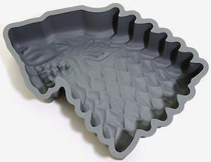 Game of Thrones Stark Wolf Cake Pan