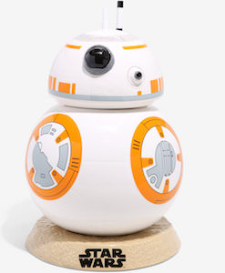 BB-8 Ceramic Cookie Jar