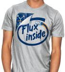 Back To The Future Flux Inside T-Shirt