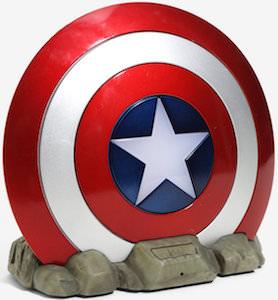 Captain America Shield Bluetooth Speaker