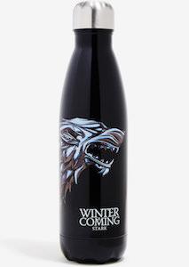 Game of Thrones Winter Is Coming Water Bottle