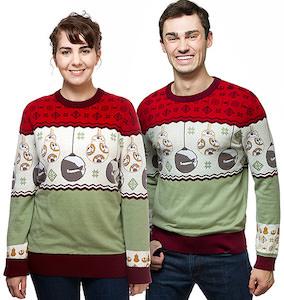 Star Wars BB-8 Christmas Sweater