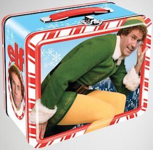 Elf Lunch Box