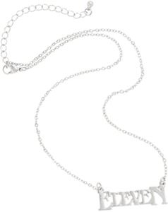 Eleven Name Necklace