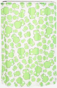 Kuchi Kopi Shower Curtain
