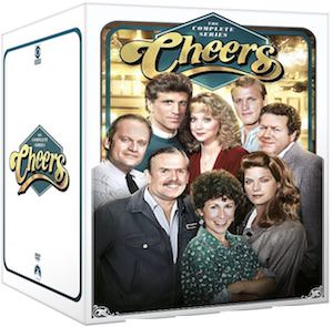 Cheers The Complete Series DVD Set