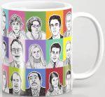 Cast Of The Office Mug