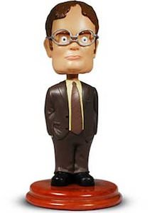 The Office Dwight Schrute Bobblehead