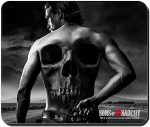 Sons Of Anarchy Jax Skull Mousepad