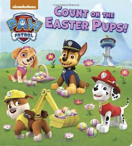 Count On The Easter Pups! Book