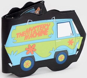 The Mystery Machine Wallet