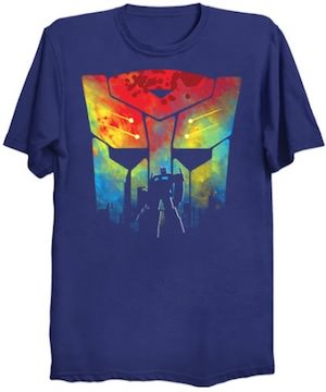 Transformers Autobot T-Shirt
