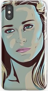 Westworld Dolores iPhone Case