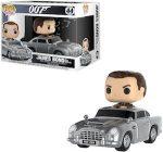 James Bond In Auston Martin Figurine