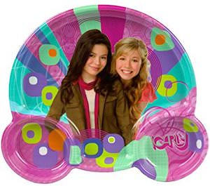 iCarly Plate