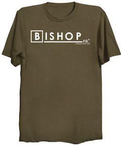 Fringe Bishop Freak Doctor T-Shirt