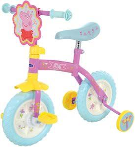 Peppa Pig Training Bike