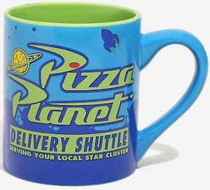 Pizza Planet Mug
