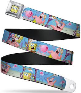 SpongeBob And Patrick Belt