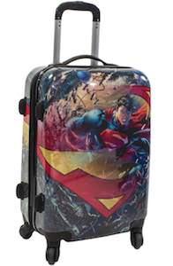 DC Comics Superman Suitcase